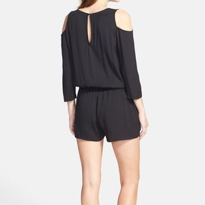 Ella Miss Stella Cold Shoulder Romper